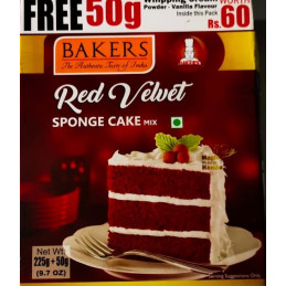Bakers - Red Velvet Sponge...