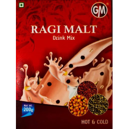 GM Ragimalt Drink Mix - Hot...