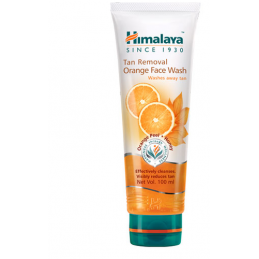 Himalaya Tan Removal Orange...