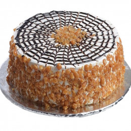 BK Butterscotch cool cake...