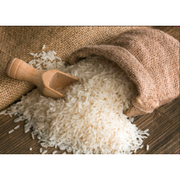 Krn Loose Raw Rice (Mudi...