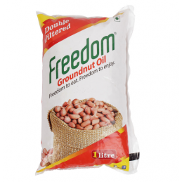Freedom Groundnut oil...