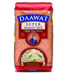 Daawat Super Basmati Rice...