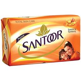 Santoor Soap (संतूर साबुन)
