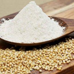 Jowar flour (ज्वार का आटा)