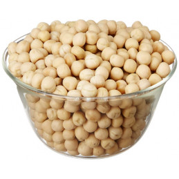 Krn dried white peas -...