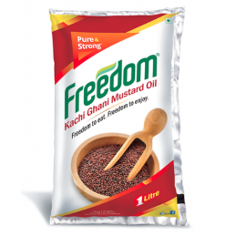 Freedom Mustard oil (Aavalu...