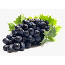 Fr Black grapes , 1kg