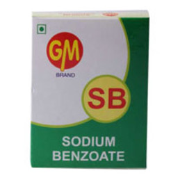 GM Sodium Benzoate...