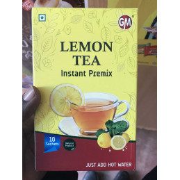 GM Lemon Tea Sachet-10GM