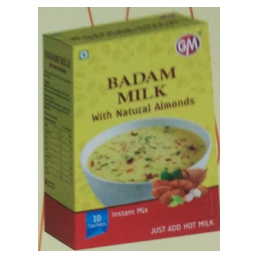 GM Badam Milk Sachet-12GM...