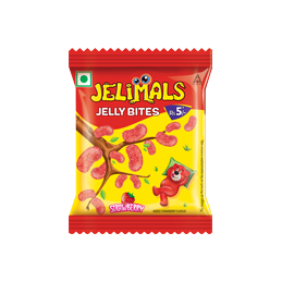 JELIMALS JELLY BITES 10G...