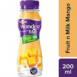 WONDERZ MILK FRUIT N MILK...
