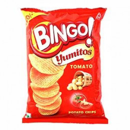 ITC Bingo potato chips Tomato