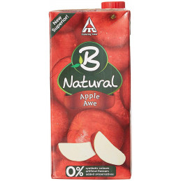 BNATURAL APPLE AWE 200ML...