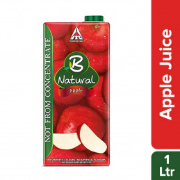 BNATURAL APPLE AWE 1000ML