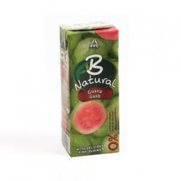 BNATURAL GUAVA GUSH 200ML...