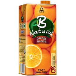 ITC BNATURAL ORANGE OOMPH...