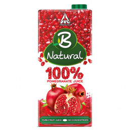 BNATURAL POMEGRANATE 1000ML...