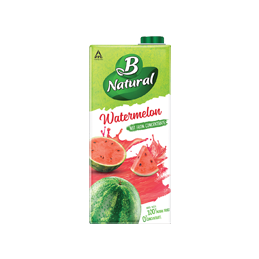 BNATURAL WATERMELON 1000ML...