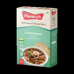 Flavarich Chhole...