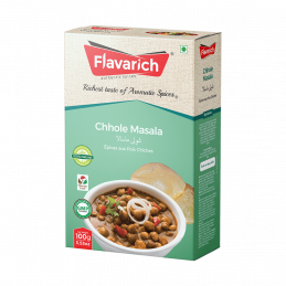 Flavarich Chhole Masala-100g