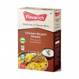 Flavarich Chicken Biryani...