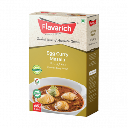 Flavarich Egg Curry...