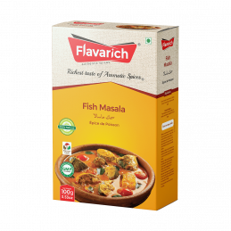 Flavarich Fish Masala-100g...