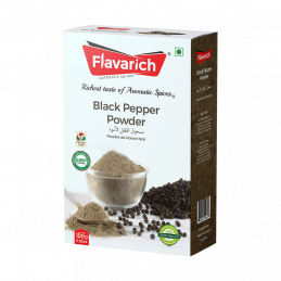 Flavarich Black Pepper...