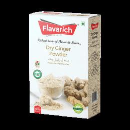 Flavarich Dry Ginger...