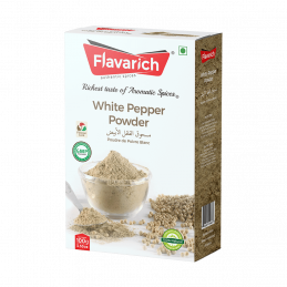 Flavarich White Pepper...