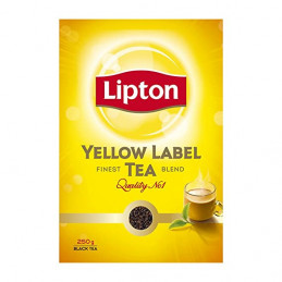 HUL Lipton Tea - Yellow...