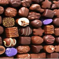 चॉकलेट और मिठाई