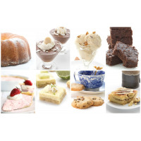 Baking, Ice Cream, Cooking Food ingredients