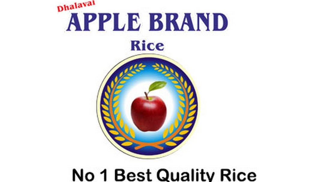 Apple Brand Rice