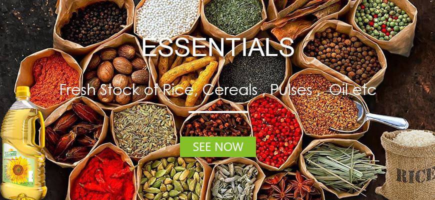Buy Groceries , essentials online in visakhapatnam